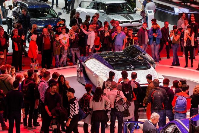 Triển lãm ô tô Geneva bị hủy 3 năm liên tiếp - 2